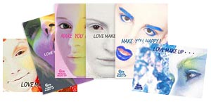 MAKE-UP CARD COLLECTION