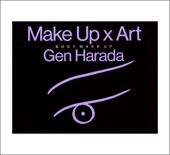 『MAKE UP×ART・顔』『MAKE UP×ART・BODY MAKE UP』